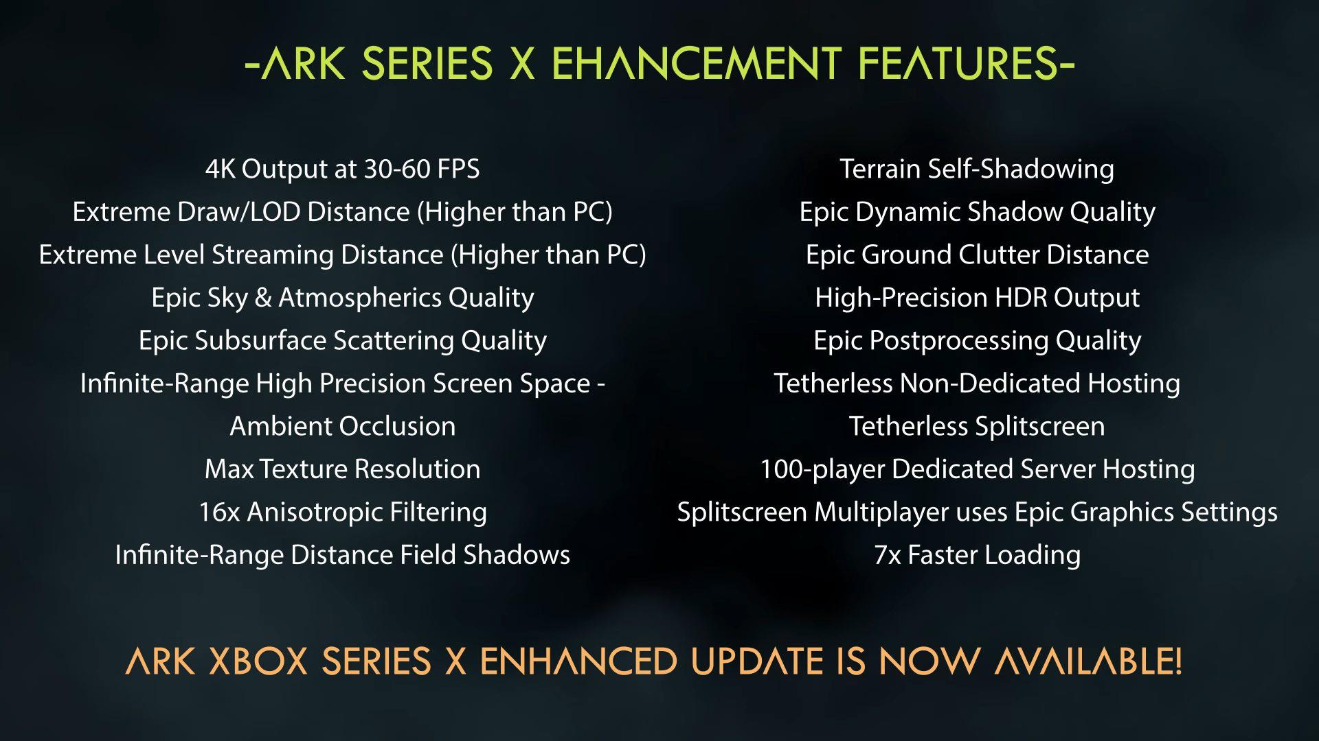 ¡Brutal! Así aprovecha ARK: Survival Evolved el hardware de Xbox Series X