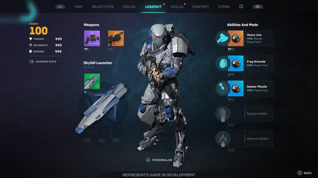 Bioware muestra un poco de los nuevos Javelin de Anthem