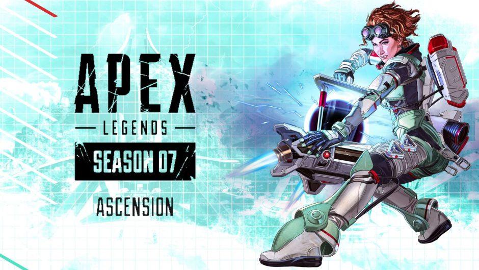 Apex Legends presenta el trailer gameplay de su séptima temporada