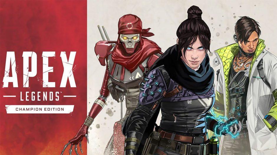 Anunciado Apex Legends: Champion Edition para Xbox One