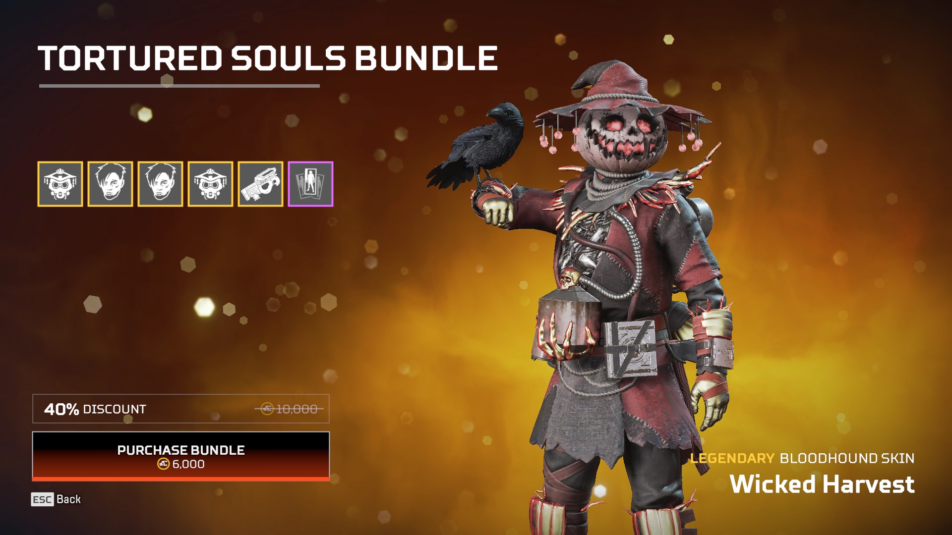 Apex Legends Fight or Fright - 001
