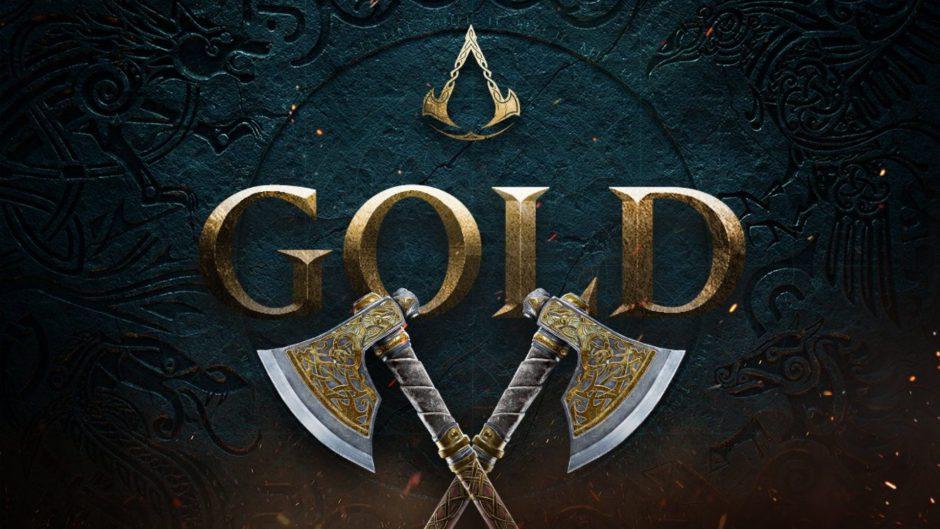 ¡Se acerca el momento! Assassin's Creed Valhalla ya es gold