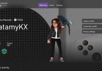 Decorar tu perfil con fondos inspirados en Xbox Series X ya está disponible