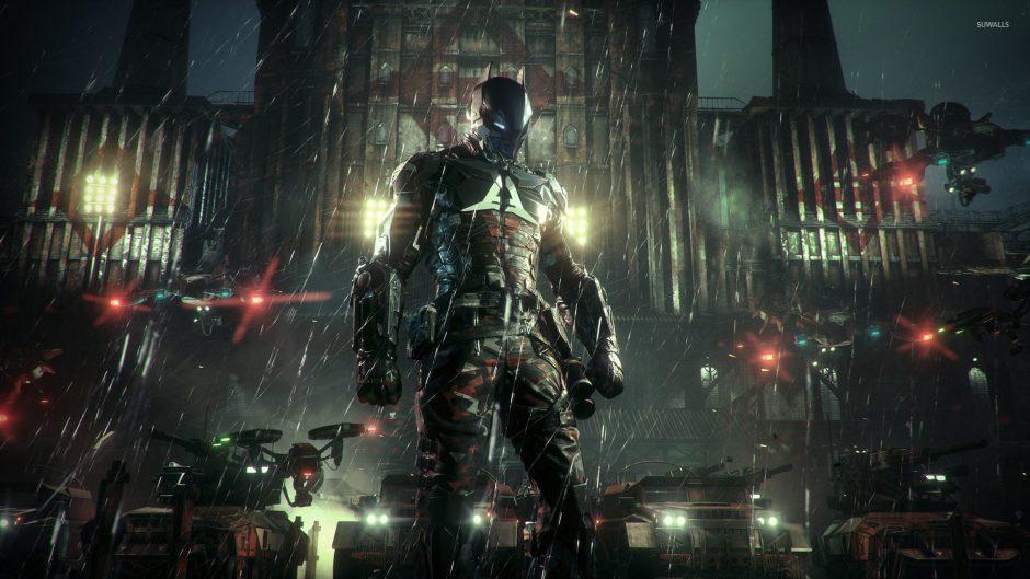 Así de impresionante luce Batman Arkham Knight con el Auto-HDR de Xbox Series