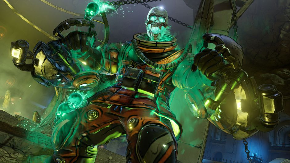 Borderlands 3: Desbloquea las cabezas de Halloween totalmente gratis
