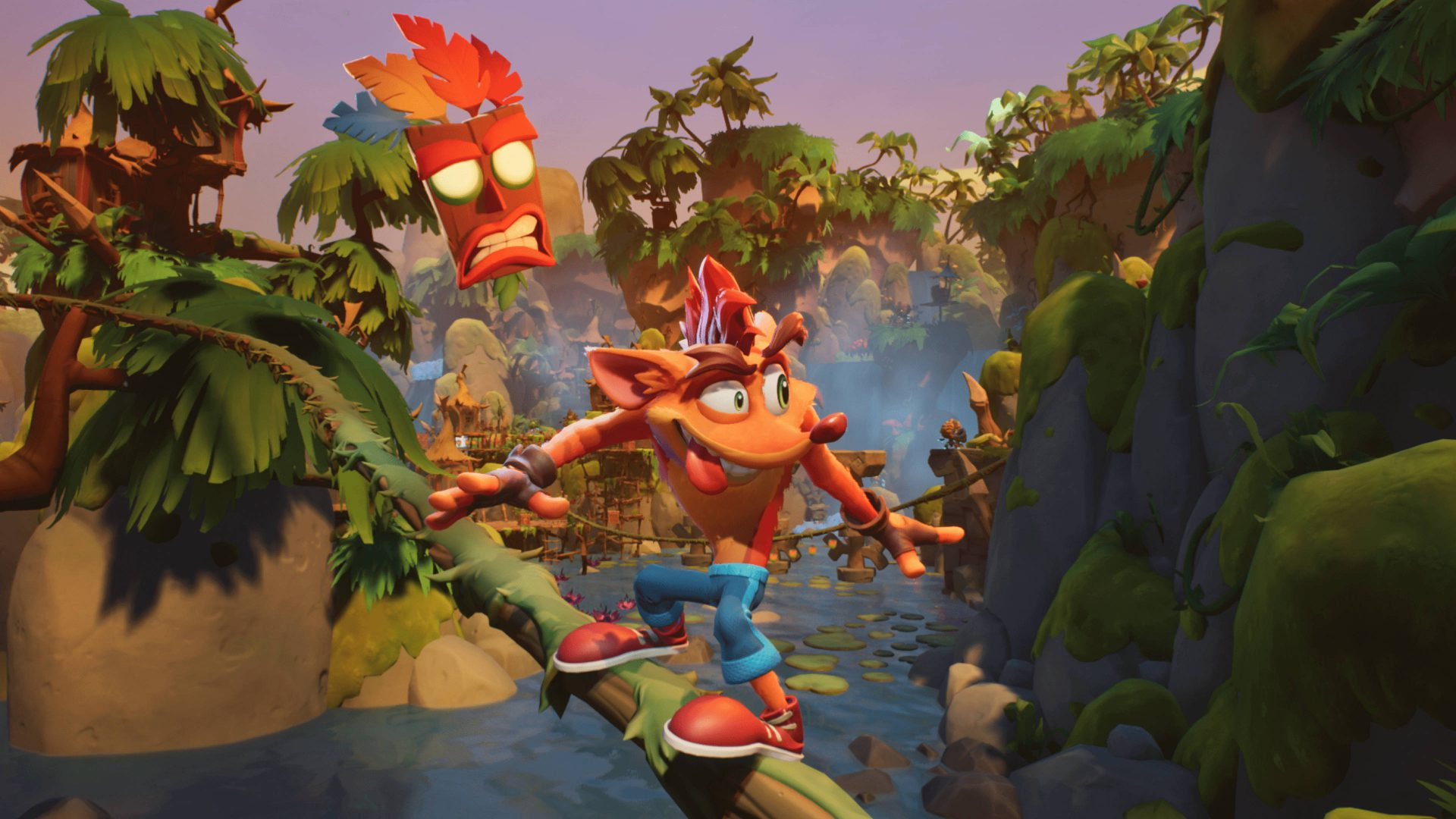 Crash Bandicoot 4 - generacion xbox