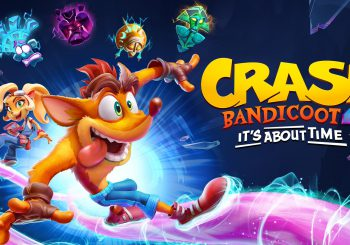 Análisis de Crash Bandicoot 4 : It´s about time