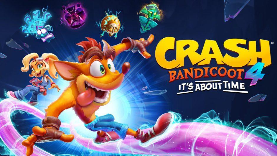 Crash Bandicoot 4 requiere conexión permanente en PC