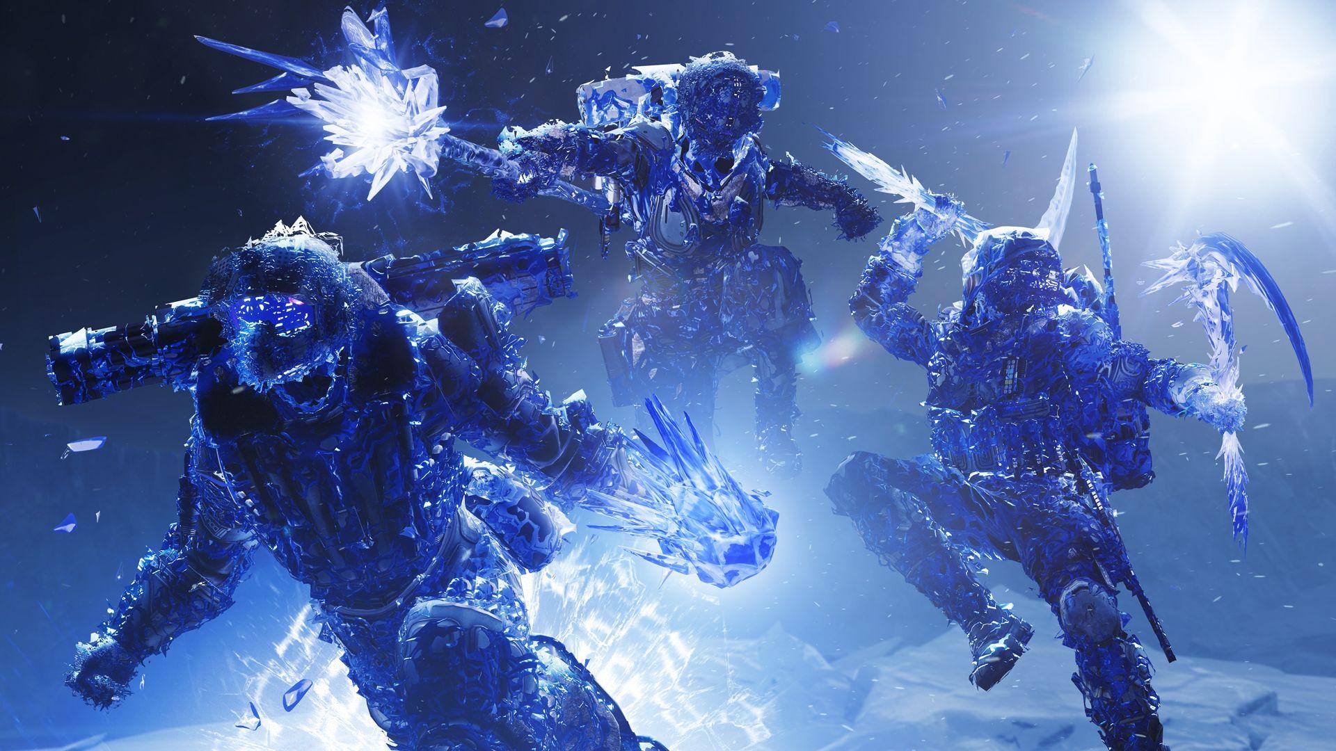 """Destiny 2 recibe su primera actualización tras el lanzamiento de """"Más allá de la luz"""""""