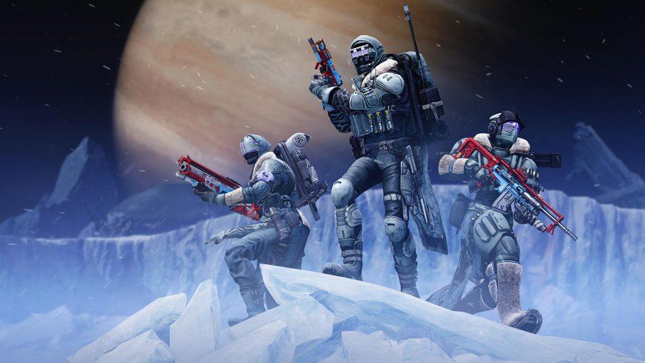 El Crisol de Destiny 2 llegará a los 120 fps en Xbox Series X y Xbox Series S