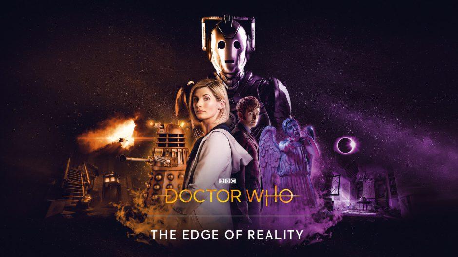 Doctor Who: The Edge of Reality anunciado para Xbox One y PC