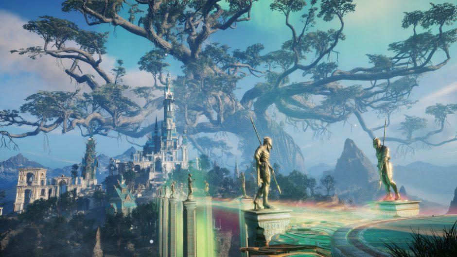 Asgard y Jotunheim serán explorables en Assassin's Creed: Valhalla