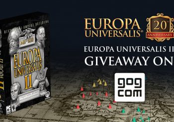 Europa Universalis 2 gratis en GOG