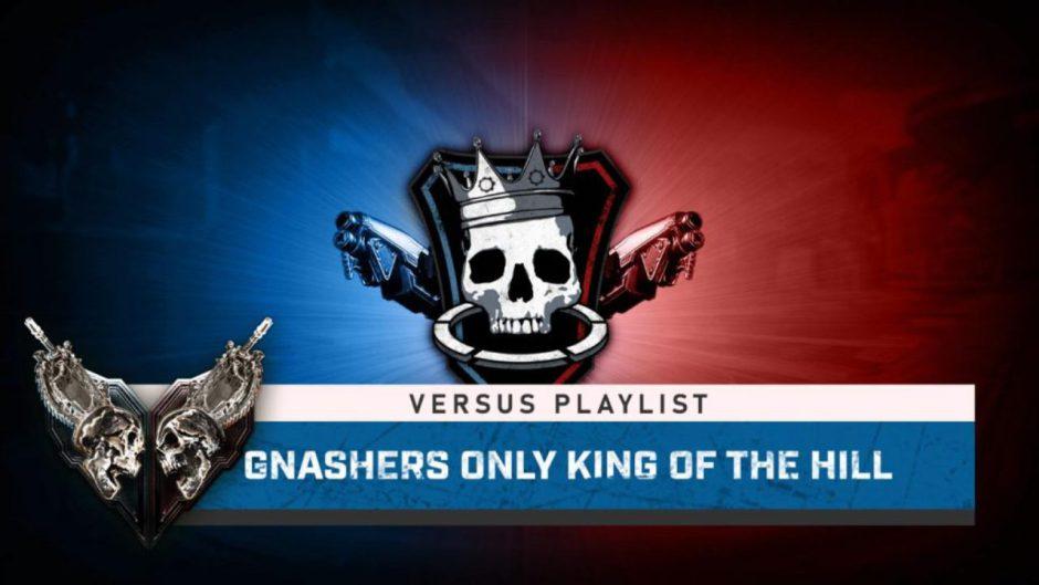 Gears 5 recibe el evento de Rey de la colina con Gnasher y skins gratis en la tienda