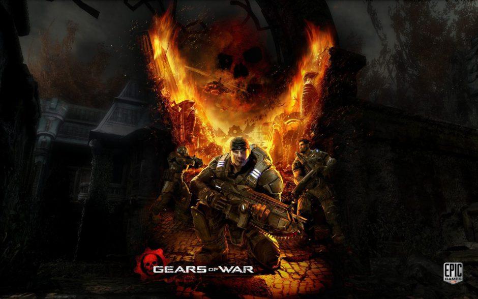Fans crean una versión de VR del primer Gears of War