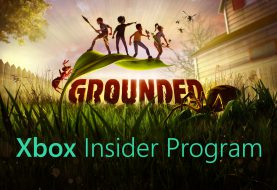 Grounded presenta su propio programa Insider en Windows y Xbox