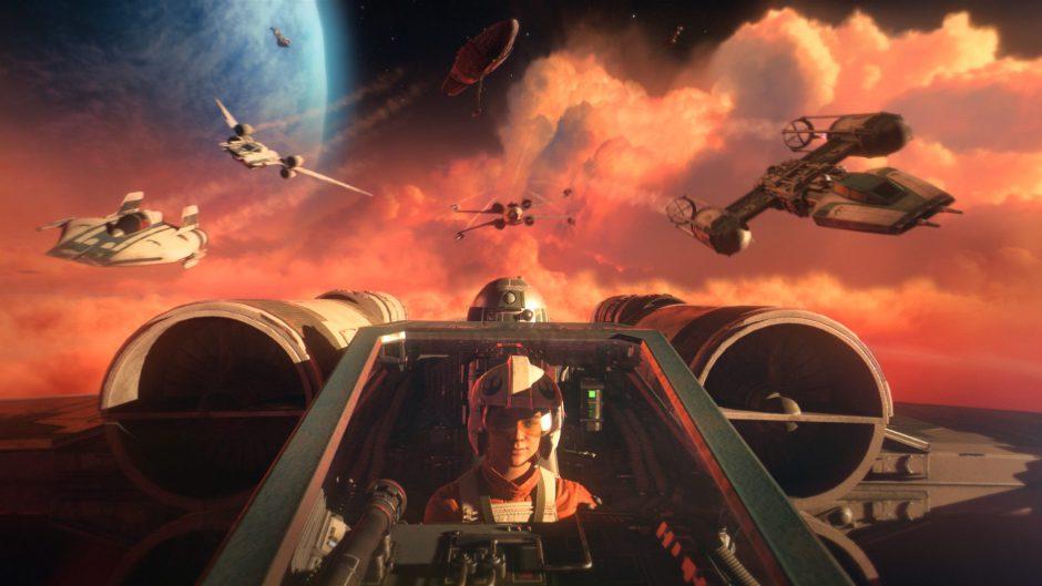 Star Wars Squadrons no tendrá contenido post lanzamiento