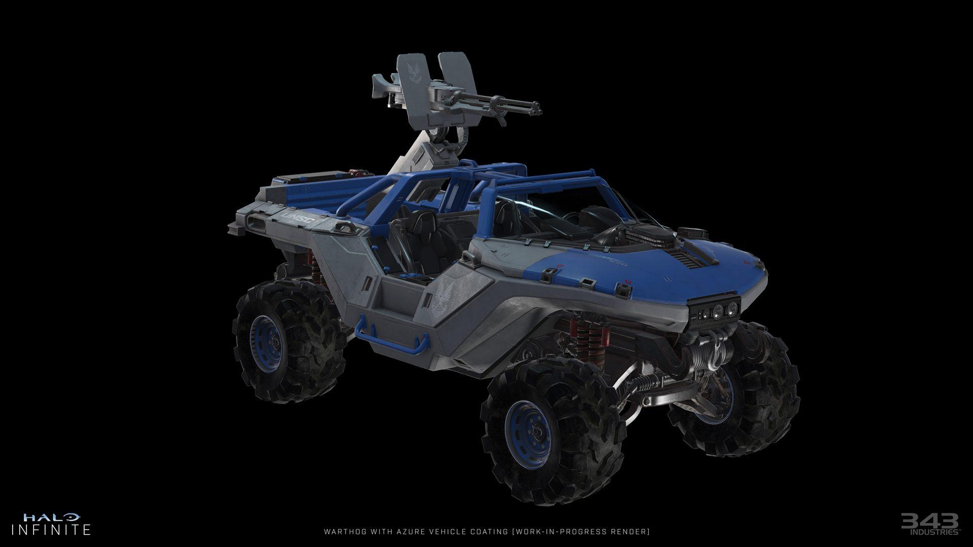 343 Industries muestra como será la personalización en armaduras, armas y vehículos de Halo Infinite