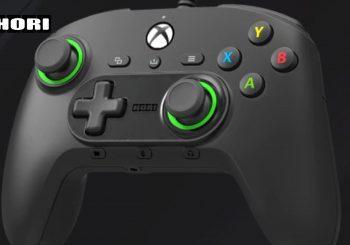 Hori revela nuevos periféricos para Xbox Series X/S