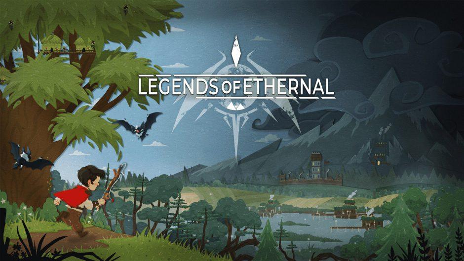 Legends of Ethernal saldrá este mismo mes en Xbox One y PC
