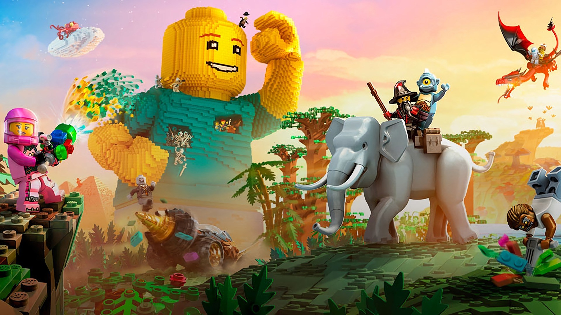 Lego - generacion xbox