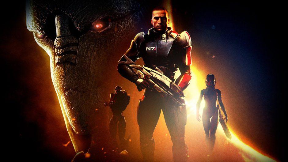 Hoy sería el día elegido para presentar Mass Effect Trilogy