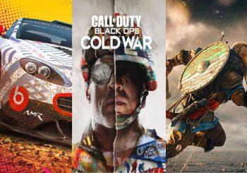 Estos son los nuevos juegos que llegarán a PC en noviembre