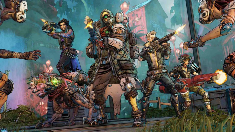 Borderlands 3 se luce en la nueva comparativa Xbox Series X vs Xbox Series S vs PS5