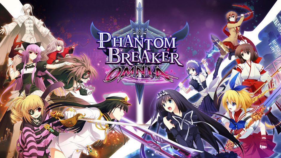 Anunciado para Xbox One Phantom Breaker Omnia