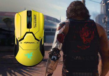 Presentado el Razer Viper Ultimate en colaboración con Cyberpunk 2077