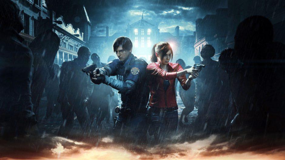 Se termina el rodaje de la película de Resident Evil