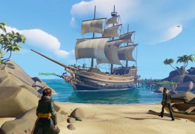 Consigue nuevas recompensas para Sea of Thieves con Prime Gaming