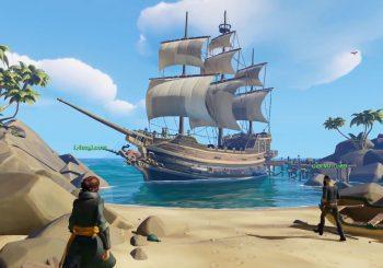 Rare celebra 1000 días desde el lanzamiento de Sea of Thieves