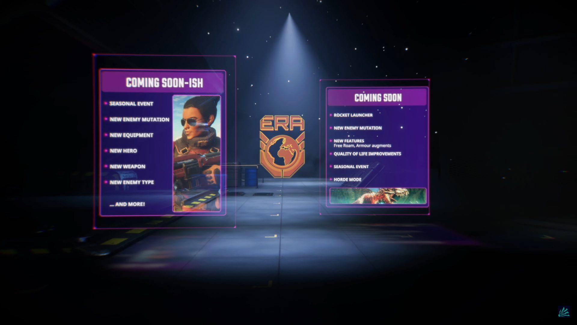 Nuevo tráiler del acceso anticipado de Second Extinction en PC