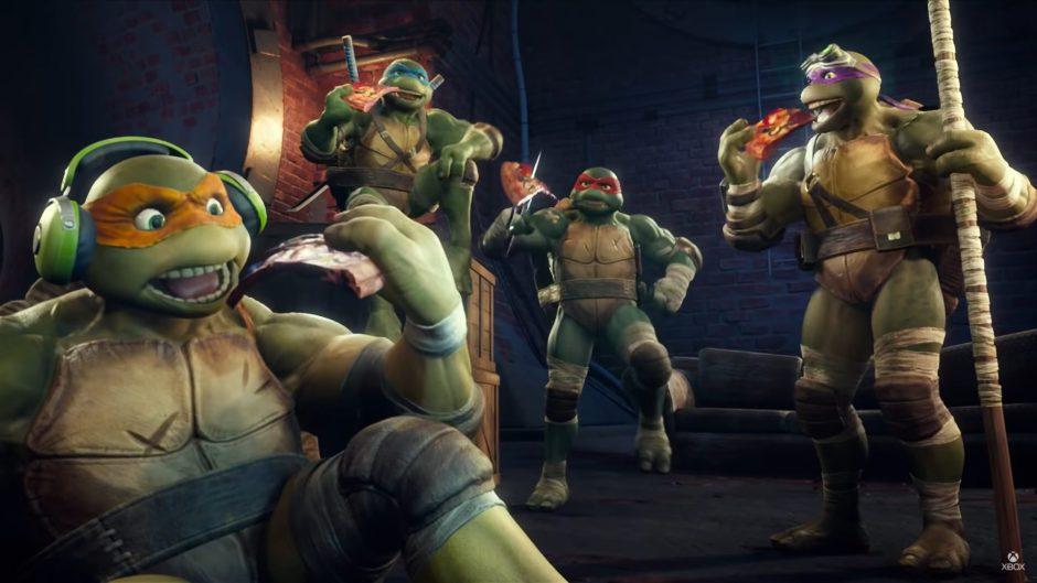 Los skins de las Tortugas Ninja llegan a Smite en noviembre
