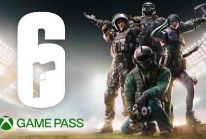 Rainbow Six Siege llegará esta semana a Xbox Game Pass