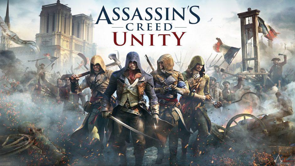 Brutal, Assassin's Creed Unity funcionando a 60 FPS en Xbox Series X