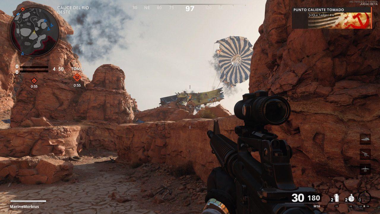 Impresiones de la beta de Call of Duty Black Ops Cold War