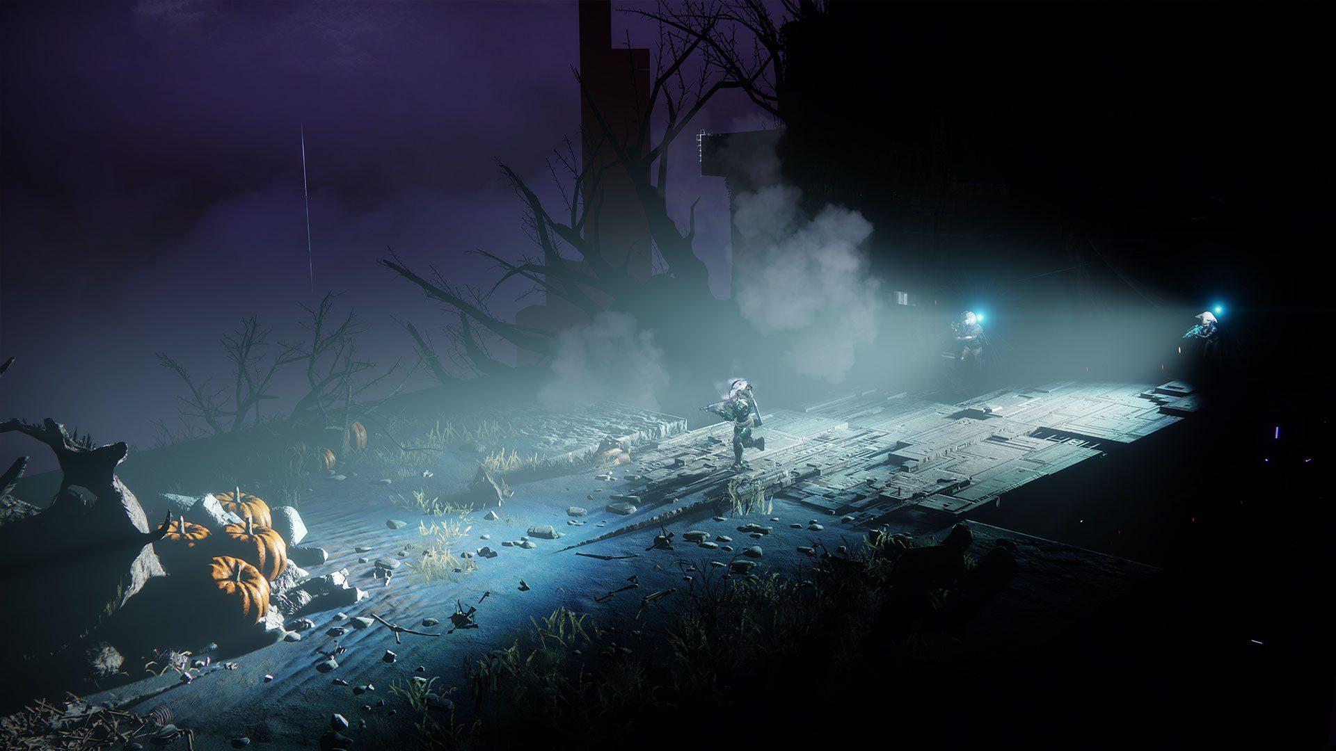 """Halloween llega a Destiny 2 con la """"Fiesta de las Almas Perdidas"""""""