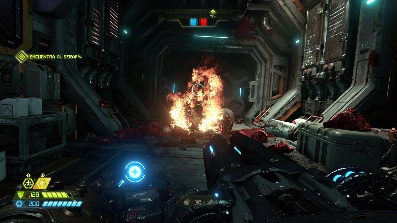Análisis de Doom Eternal: Los Dioses Antiguos - Parte uno