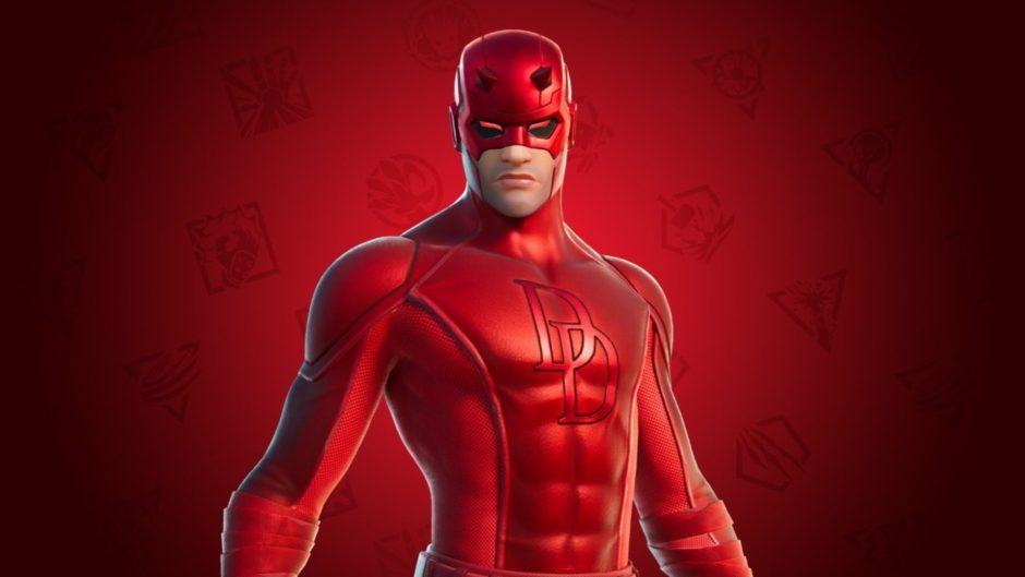 Daredevil llegará mañana a Fortnite