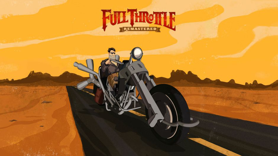 Full Throttle: Una historia sobre ruedas… sin secuelas