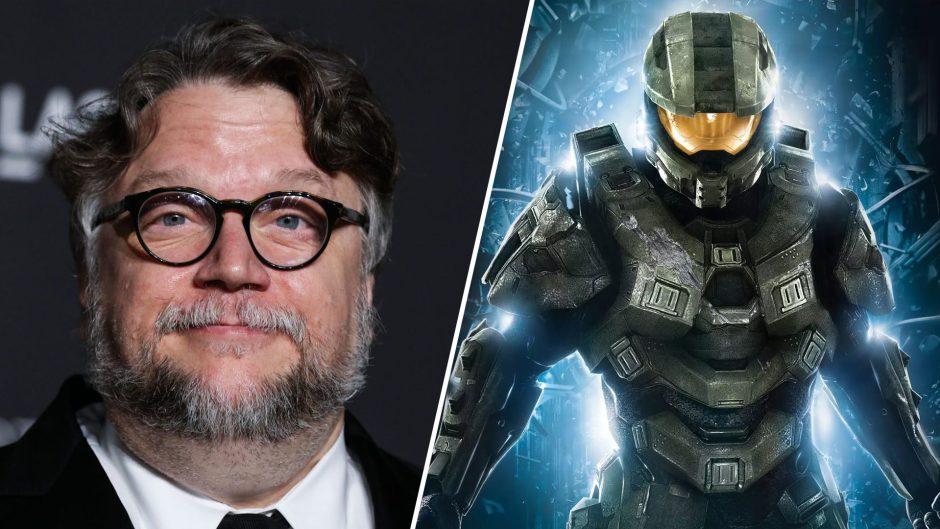 Guillermo del Toro quería que Master Chief tuviera un gemelo en la película de Halo