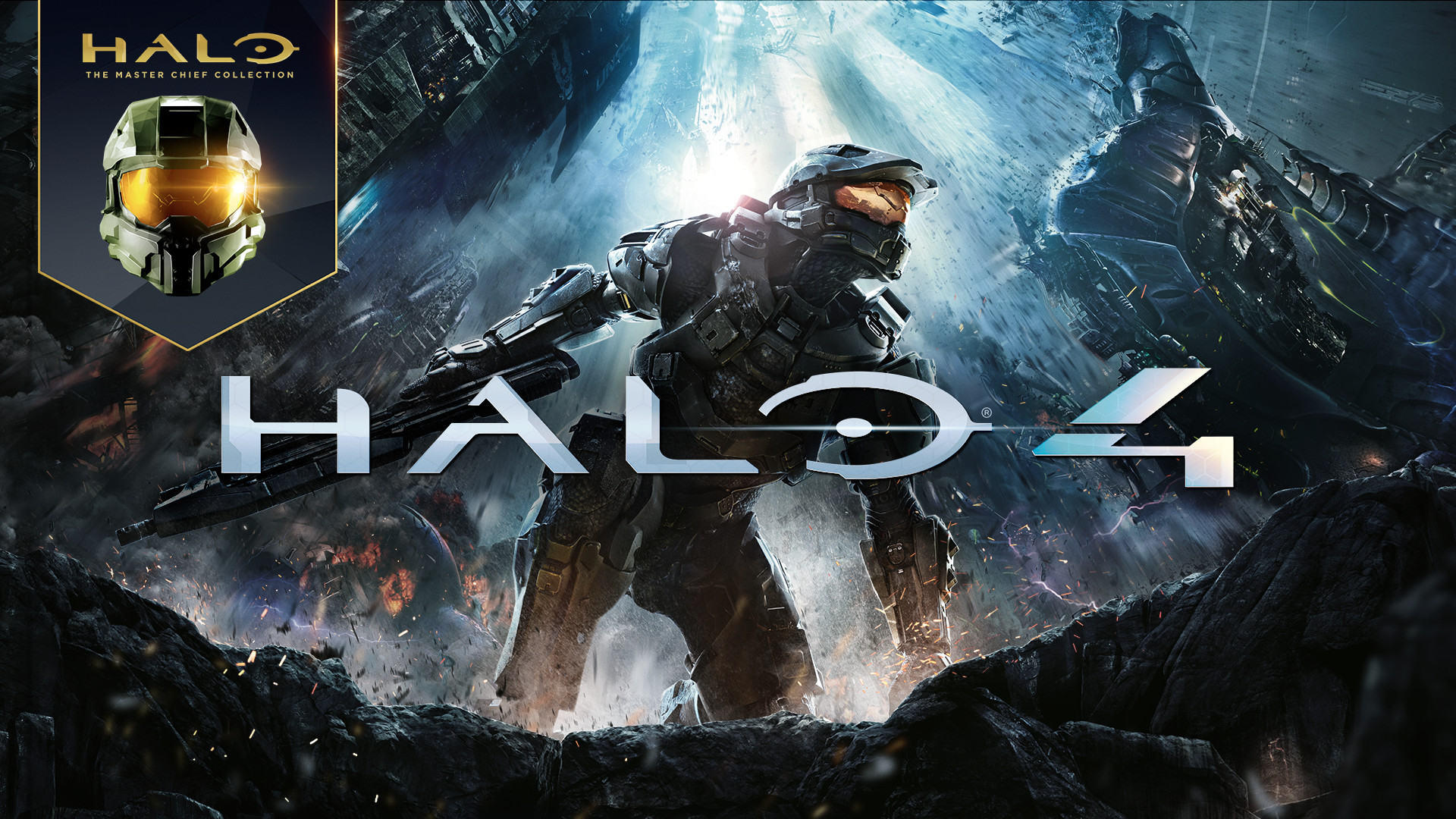 Halo 4 - generacion xbox