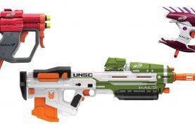 Ya puedes hacerte con las armas de Halo Infinite de Nerf