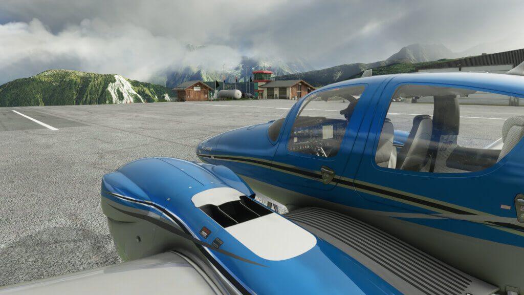 microsoft flight simulator - generacion xbox