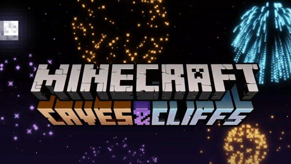 """La primera gran actualización de Minecraft """"Caves and Cliffs"""" llegará el 8 de junio"""