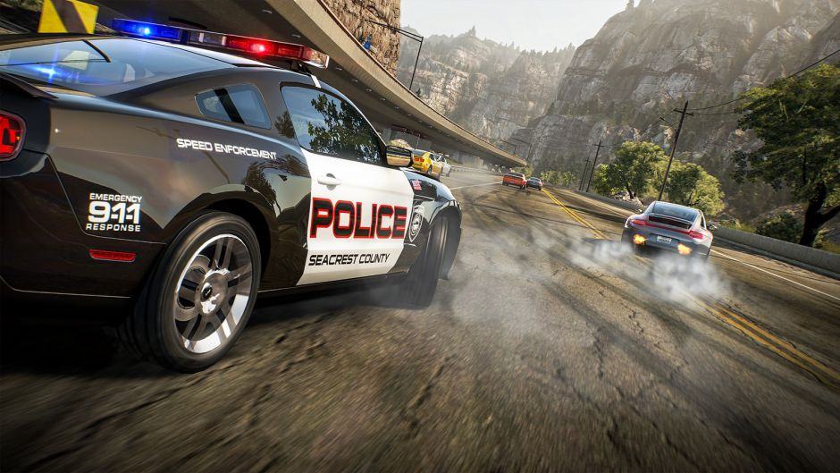 Brutal gameplay de Need for Speed: Hot Pursuit Remastered