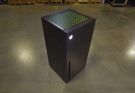 Al igual que Snoop Dogg, tú también puedes tener una nevera con forma de Xbox Series X