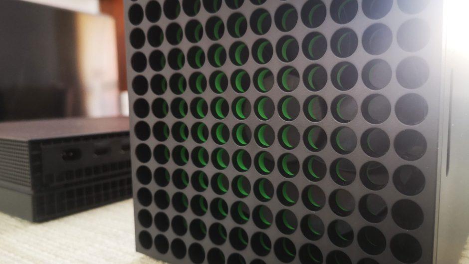 Con todos vosotros Xbox Series X, os mostramos la consola más potente del mundo